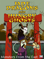 Cover of Jade Dragons & Hungry Ghosts