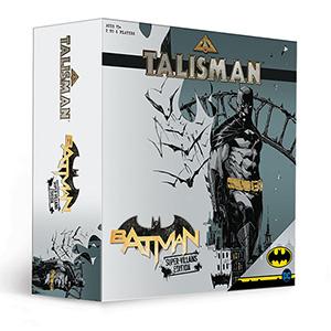 Talisman Batman box