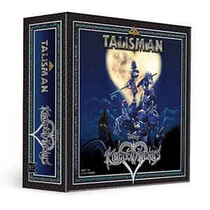 Talisman Kingdom Hearts box