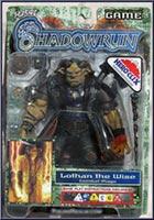 Shadowrun Duels figure