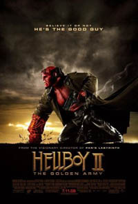 Hellboy II movie poster
