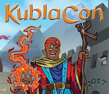 KublaCon 2017 logo
