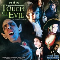 A Touch of Evil cover