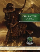 Character Codex cover