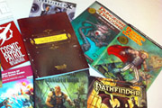 Free RPG offerings