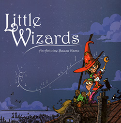 Little Wizards cover