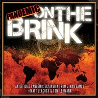Pandemic: On the Brink box