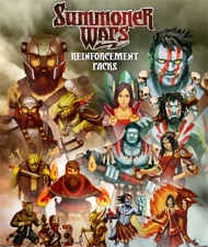 Summoner Wars Reinforcement packs