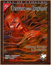 Terrors from Beyond cover